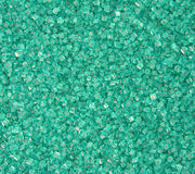 Cristallo - turchese Fotografie Stock
