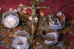 A cristandade nova Fotos de Stock Royalty Free