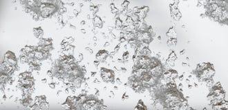 cristaux de glace dans ma fenêtre dans Zakopane, Pologne Photo libre de droits