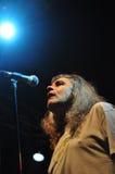 Cristi Minculescu - solista dell'iride Immagine Stock Libera da Diritti