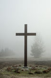 Cristian十字架 免版税图库摄影