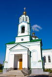 Cristian cathedral in Mirgorod Royalty Free Stock Photo