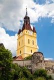 Cristian fortificó la iglesia Fotografía de archivo
