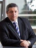 Cristian Nacu. Partner at Enterprise Investors Royalty Free Stock Images