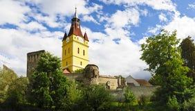 η εκκλησία Cristian ενίσχυσε neustadt Στοκ Εικόνες