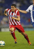 Cristian Rodriguez of Atletico de Madrid Royalty Free Stock Image