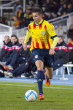 Cristian Tello of Catalonia National team Stock Image