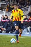 Cristian Tello of Catalonia National team Stock Image