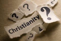 Cristianità Fotografia Stock Libera da Diritti