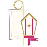 Cristiano di simbolo Immagine Stock