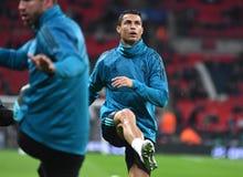 Cristiano Ronaldo fotografie stock
