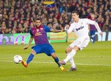 Cristiano Ronaldo Fotografía de archivo libre de regalías