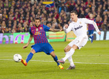 Cristiano Ronaldo 免版税图库摄影