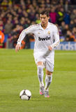 Cristiano Ronaldo immagine stock libera da diritti