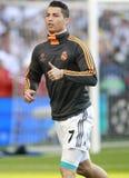 Cristiano Ronaldo Fotografia Stock