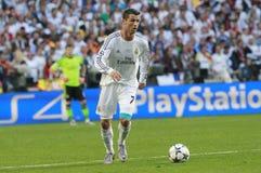 Cristiano Ronaldo Stock Afbeelding