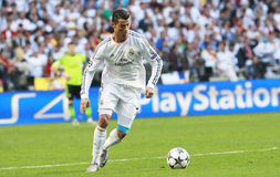 Cristiano Ronaldo Royalty-vrije Stock Fotografie