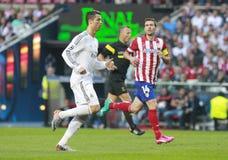 Cristiano Ronaldo Photos libres de droits