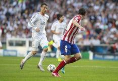 Cristiano Ronaldo Royalty-vrije Stock Foto