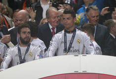 Cristiano Ronaldo Royalty-vrije Stock Afbeeldingen