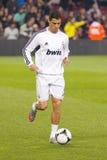 Cristiano Ronaldo Imagen de archivo libre de regalías