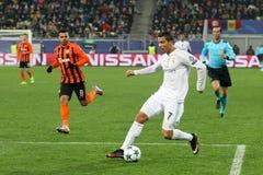 Cristiano Ronaldo imagem de stock