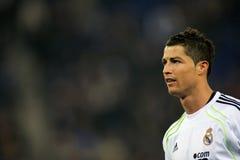 Cristiano Ronaldo de Real Madrid Fotos de archivo