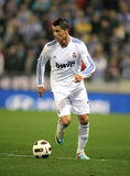 Cristiano Ronaldo de Real Madrid Imagem de Stock Royalty Free