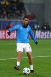 Cristiano Ronaldo de Real Madrid foto de stock royalty free