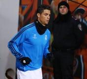 Cristiano Ronaldo de Real Madrid Imagem de Stock