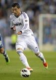 Cristiano Ronaldo del Real Madrid fotografía de archivo