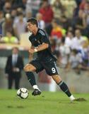 Cristiano Ronaldo nell'azione