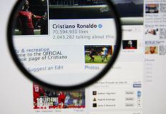 Cristiano Ronaldo Stock Photography