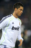 Cristiano Ronaldo of Real Madrid Stock Images