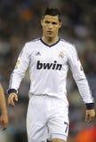 Cristiano Ronaldo Real Madrid Стоковая Фотография