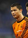 Cristiano Ronaldo Real Madrid zdjęcie royalty free