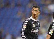 Cristiano Ronaldo of Real Madrid Stock Photography