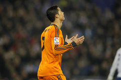Cristiano Ronaldo of Real Madrid Stock Images