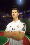 Cristiano Ronaldo Real Madrid Royalty Free Stock Image