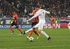 Cristiano Ronaldo von Real Madrid Lizenzfreie Stockbilder