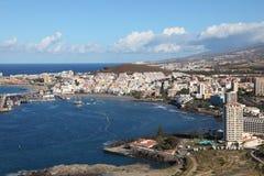 cristianos los Spain Tenerife Obrazy Stock