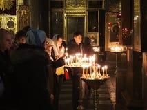 Cristianos ortodoxos Fotos de archivo
