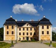 Cristinehof-Schlossfront Lizenzfreies Stockfoto