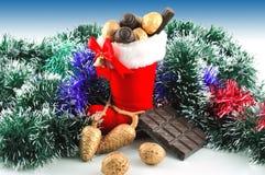 cristmas εύθυμα Στοκ Εικόνες