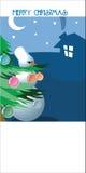 cristmas веселые Стоковая Фотография RF