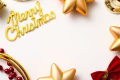 cristmas женятся Стоковые Фотографии RF
