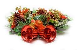 cristmas колоколов Стоковая Фотография
