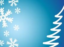 cristmas предпосылки Стоковое Изображение