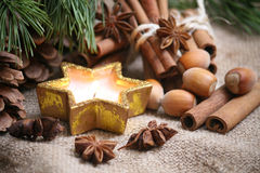 Cristmas background Royalty Free Stock Photography