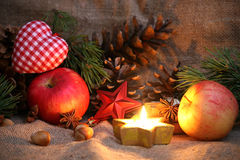 Cristmas background Stock Photo
